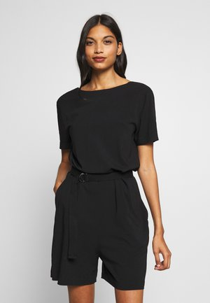 SRKATRINA PLAYSUIT - Jumpsuit - black