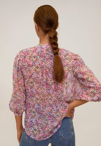 Mango - PRARIE6 - Blouse - rose - 2