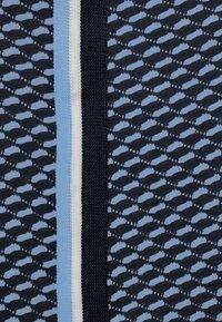 Street One - MIT STEHKRAGEN - Long sleeved top - blue - 3