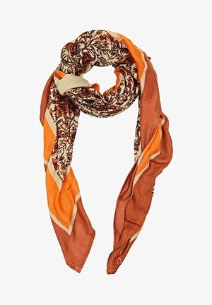 MIT BLUMEN - Sjaal - orange