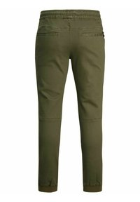 Jack & Jones Junior - Cargo trousers - dusty olive - 7