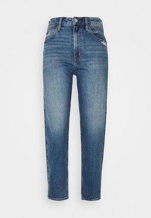 BARREL - Jeans Tapered Fit - dark indigo