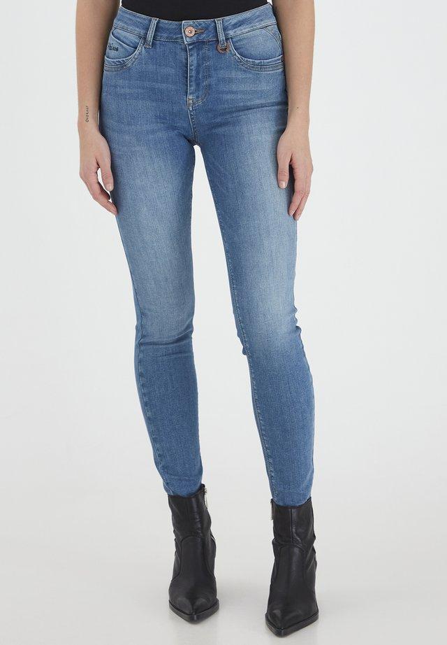 EMMA - Jeans Skinny Fit - light blue denim