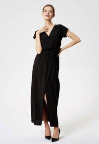 DreiMaster - Maxi dress - black - 1