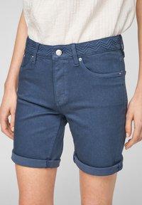 s.Oliver - Short en jean - faded blue - 4