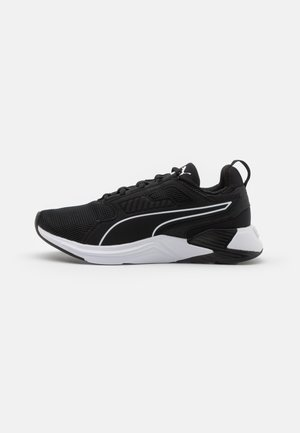 DISPERSE XT - Sports shoes - black/white