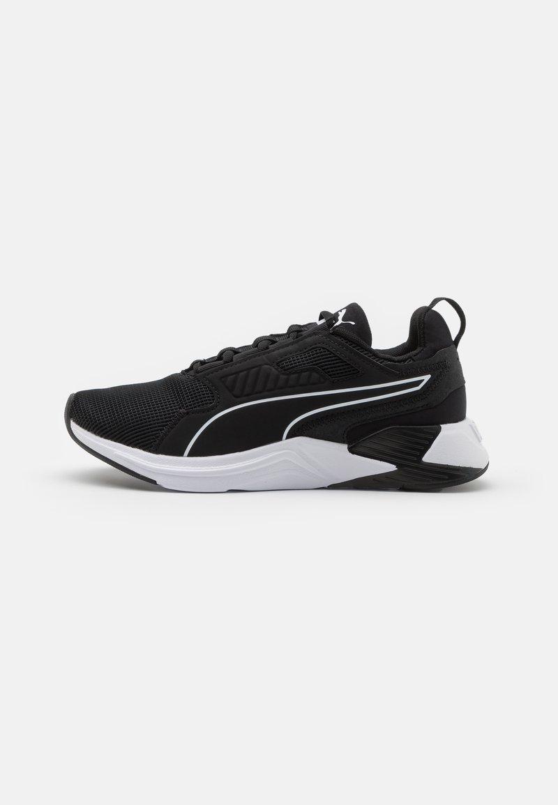 Puma - DISPERSE XT - Zapatillas de entrenamiento - black/white