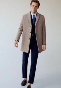 Mango - Short coat - middenbruin - 1