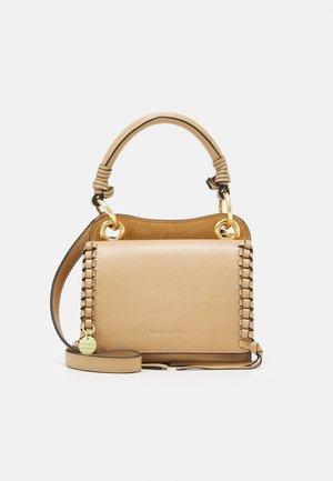 TILDA SMALL - Handbag - coconut brown