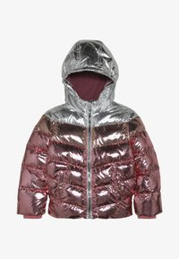 Friboo - Vinterjacka - rosegold metallic/silver metallic - 3