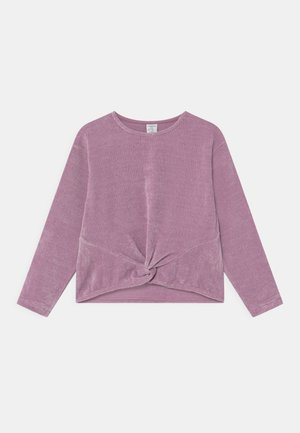 Jumper - light lilac