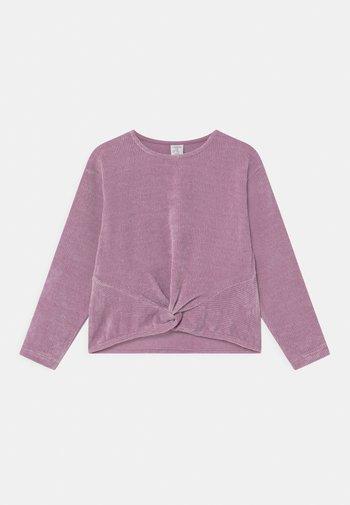 Jumper - light lilac