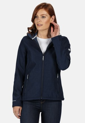 CONNIE  - Soft shell jacket - navy