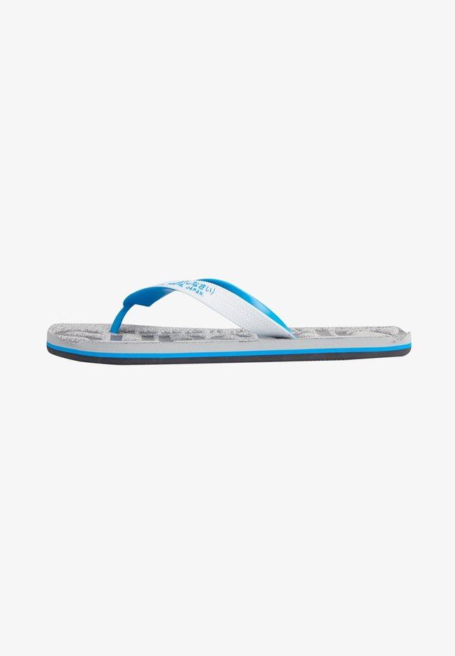 SCUBA GRIT - Pool shoes - cobalt grit