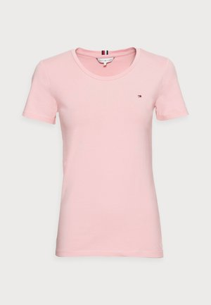 COOL SOLID ROUND - Basic T-shirt - glacier pink