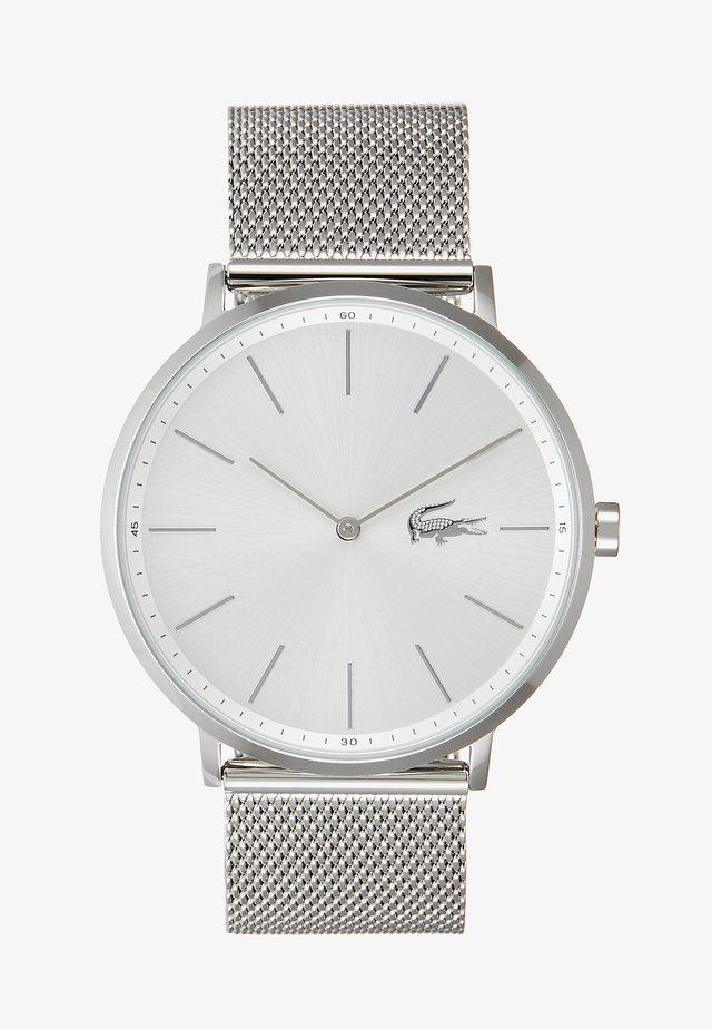 MOON - Orologio - silver-coloured