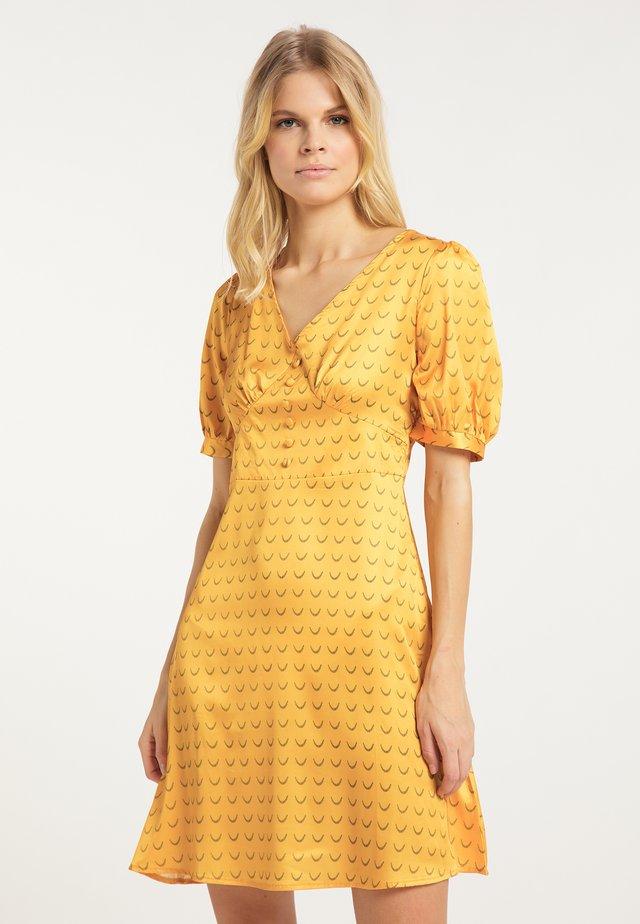 Hverdagskjoler - mustard yellow