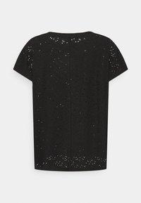 ONLY - ONLSMILLA - Print T-shirt - black - 1