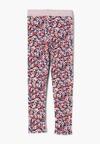 s.Oliver - Leggings - Trousers - blue aop - 1