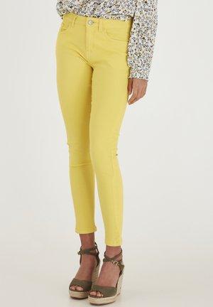 FRCAYELLOW - Jeans Skinny Fit - lemon zest