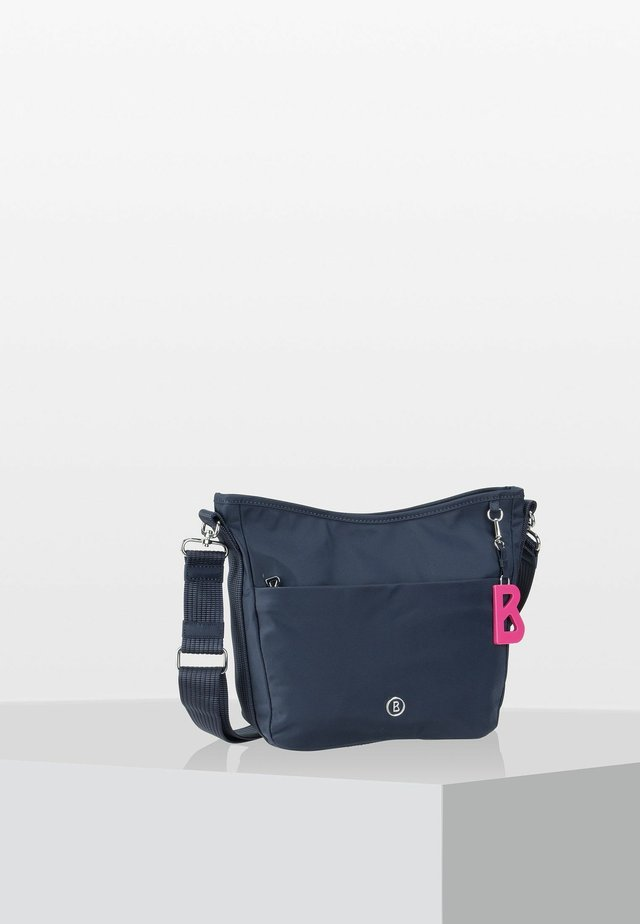 VERBIER  - Across body bag - dark blue