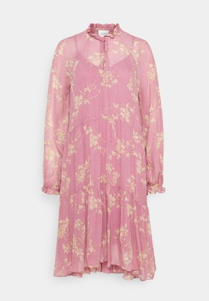 MORIES DRESS - Day dress - lilas