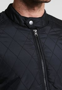 Pier One - Übergangsjacke - black - 3