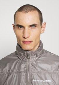 Emporio Armani - BLOUSON JACKET - Summer jacket - beige - 4