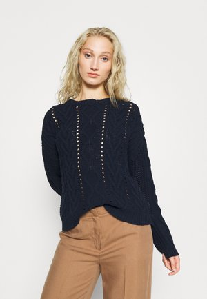 CABLE - Jumper - navy