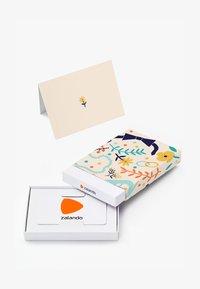 Zalando - HAPPY BIRTHDAY - Gift card box - beige - 0