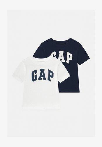 TODDLER BOY 2 PACK - T-shirt med print - blue galaxy