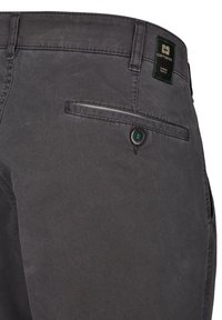 Club of Comfort - DENVER IM GERADEN SCHNITT - Trousers - grey - 4