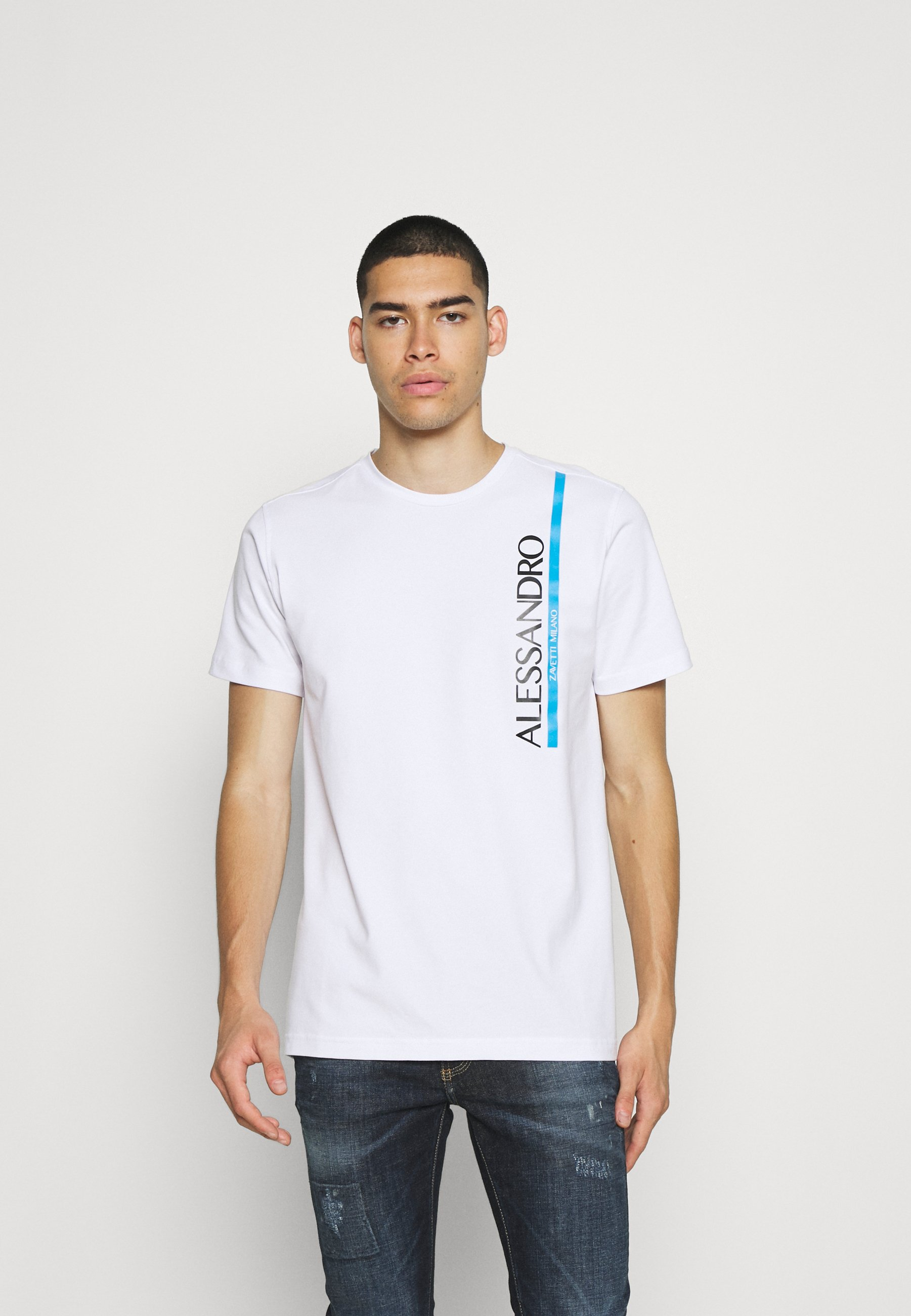 Homme VERSEO TEE - T-shirt imprimé