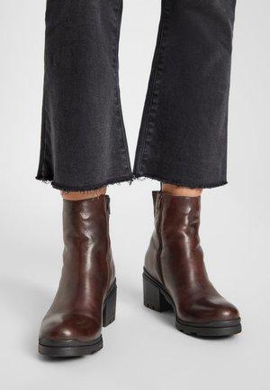 Stiefelette - dark brown