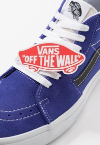 Vans - SK8 MID UNISEX - High-top trainers - royal blue/true white - 5