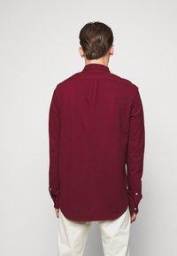 Polo Ralph Lauren - LONG SLEEVE - Skjorte - classic wine - 2