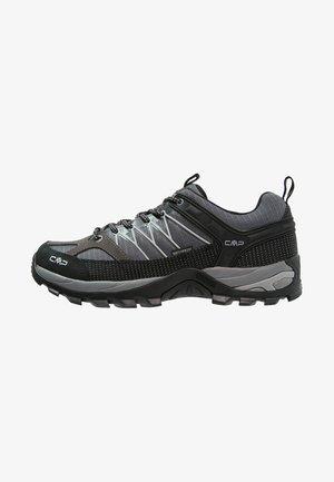 RIGEL LOW TREKKING SHOES WP - Hiking shoes - grey