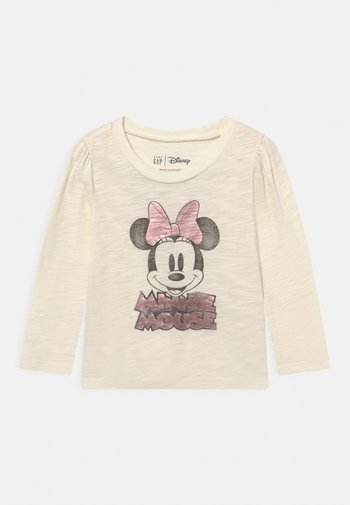 DISNEY MINNIE MOUSE - Long sleeved top - off-white