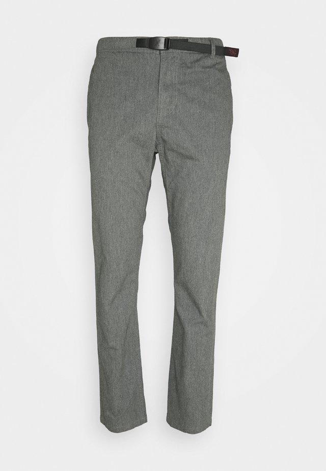 PANTS JUST CUT - Chinos - heather grey