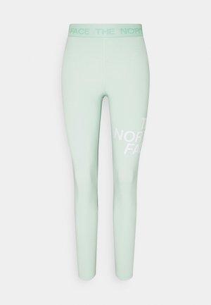 FLEX MID RISE - Leggings - misty jade