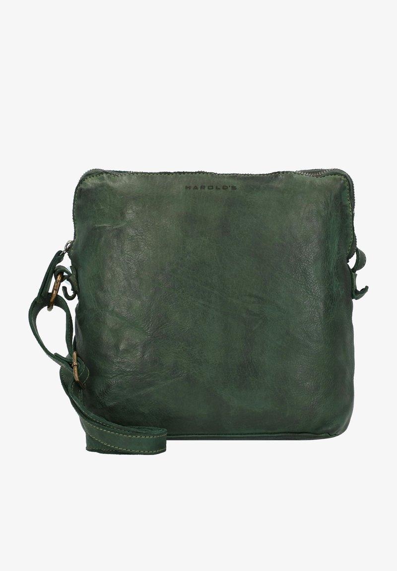 Harold's - SUBMARINE  - Across body bag - grün