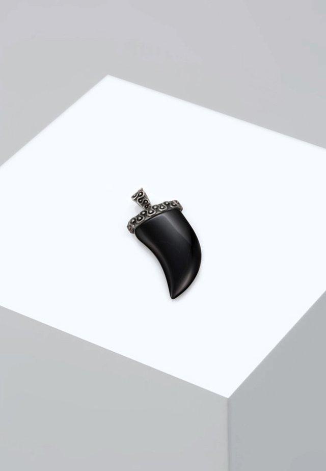 TIGERAUGE - Vedhæng - black