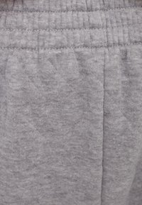 Bershka - Tracksuit bottoms - light grey - 5