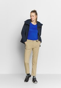 Jack Wolfskin - LAKESIDE JACKET  - Blouson - midnight blue - 1
