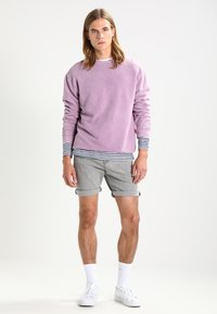 YOURTURN - Denim shorts - grey - 1
