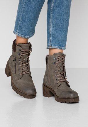 Zimní obuv - mud
