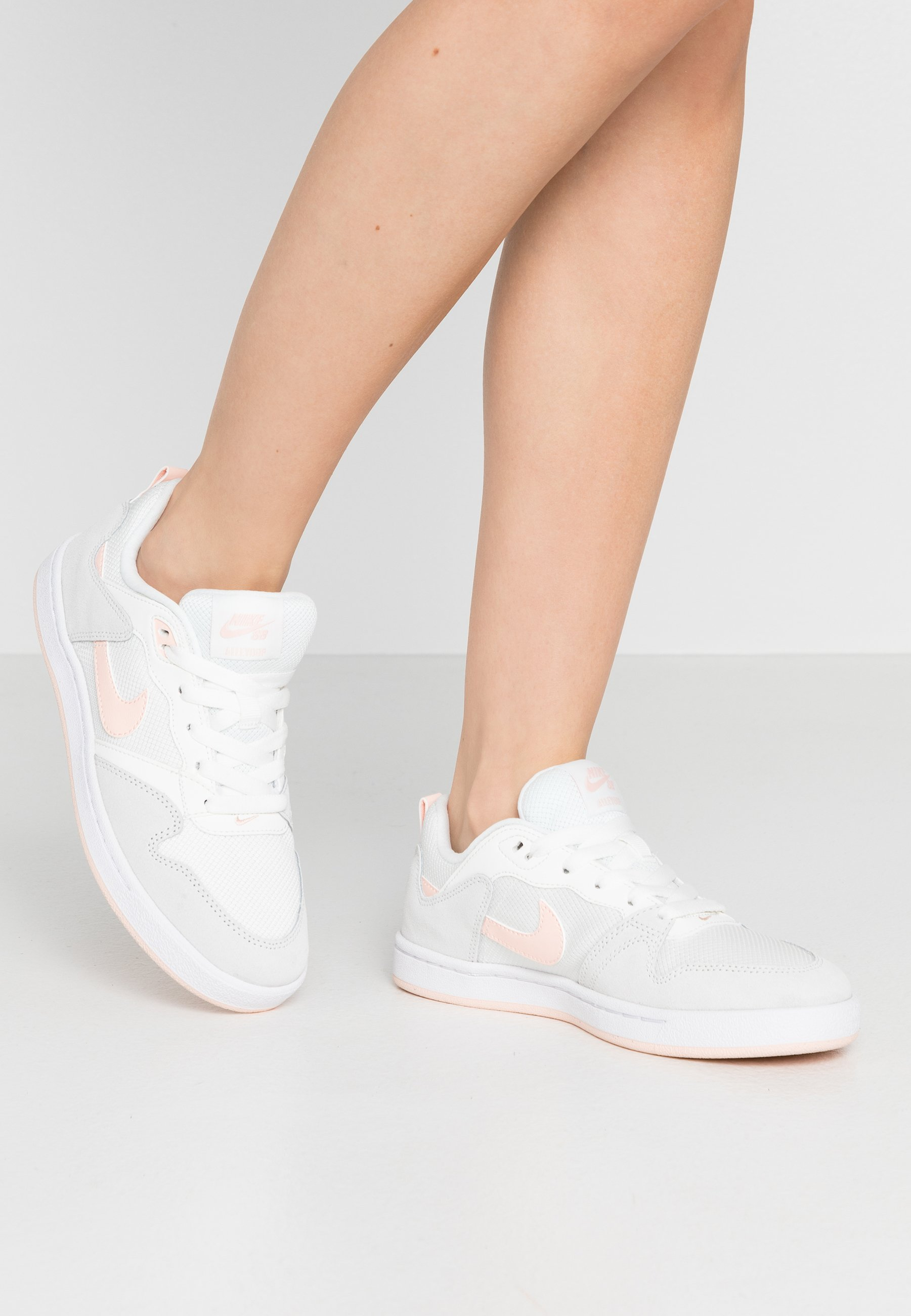 ALLEYOOP - Baskets basses - summit white/washed coral