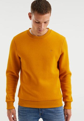 Felpa - mustard yellow