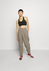 adidas by Stella McCartney - Outdoor trousers - brown - 1