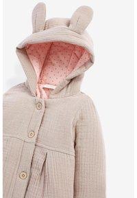 Next - CRINKLE FABRIC - Light jacket - mauve - 2